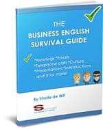 The Business English Survival Guide -