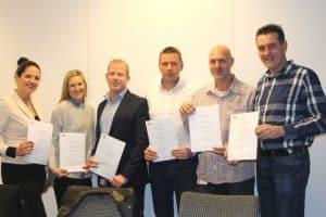 Training Engels voor de OR Alphabet Nederland door SR training