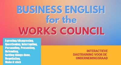 Dag-training-Engels-voor-de-ondernemingsraad