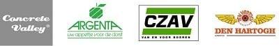 Logos 5 klanten SR training zakelijk Engels