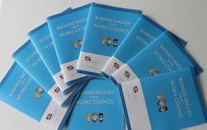 Engels voor de Ondernemingsraad Foto Lesboeken