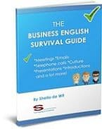 The Business English Survival Guide-SR training-Zakelijk-Engels