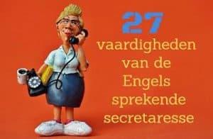 vaardigheden Engelstalige secretaresse-SR training-zakelijk-Engels