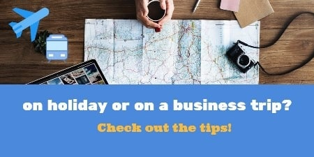 Plaatje bij blog: Engelse woordenlijst voor business trips en vakantiereizen
