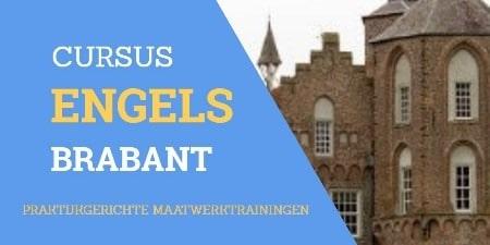 Tekst: cursus Engels Brabant plaatje kasteel Croy