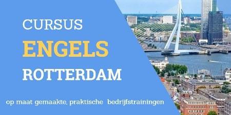 tekst cursus Engels Rotterdam afbeelding Willemsbrug