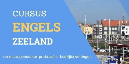 haven van Vlissingen Tekst: cursus Engels Zeeland