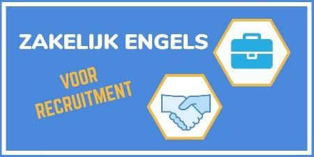 Zakelijk Engels voor HR en recruitment
