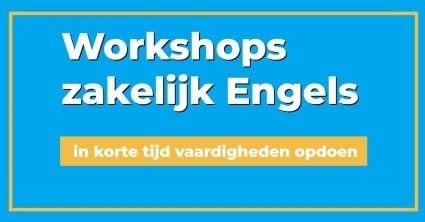 Workshops zakelijk Engels