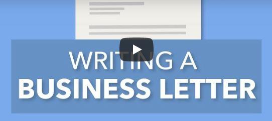 Hoe je een Engelse brief schrijft