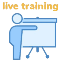 Live training zakelijk Engels- SR training