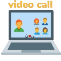 Video call training Engels -SR training