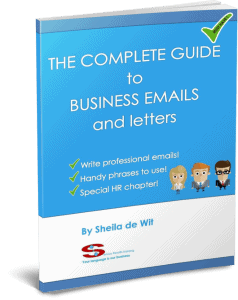 The Complete Guide to Business Emails and Letters-SR training-zakelijk-Engels