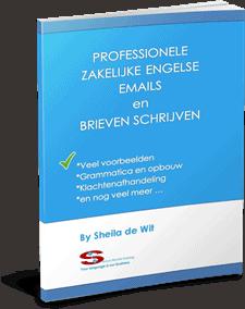 Professionele zakelijke Engelse emails en brieven schrijven -